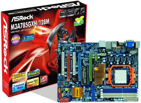 ASROCK M3A785GXH-128M DRIVER FOR WINDOWS MAC