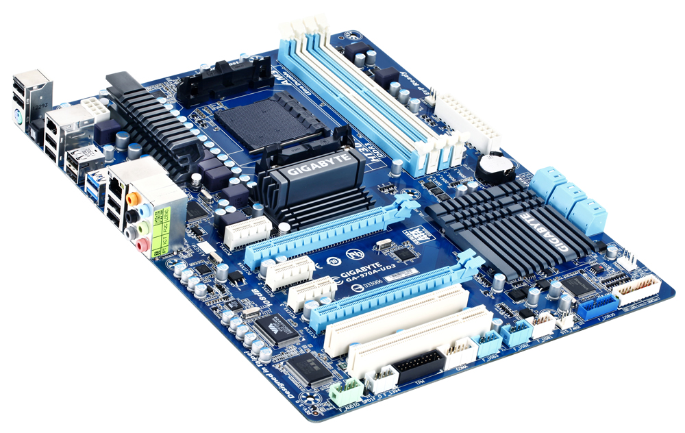Download driver files free for Gigabyte GAA-UD3 Motherboard