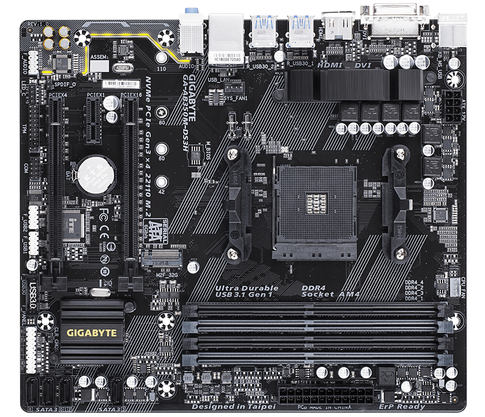 Gigabyte Motherboard drivers
