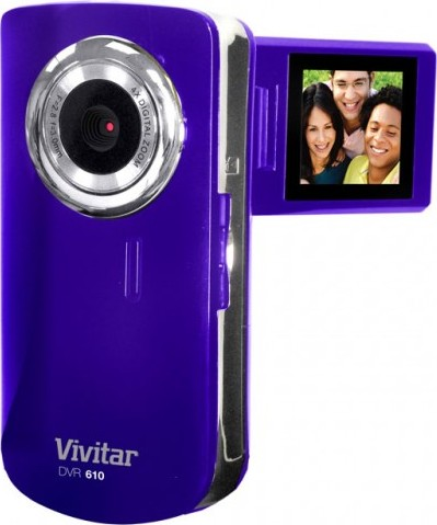 vivitar dvr 610 user manuals download rh nodevice com Vivitar DVR 949HD User Manual Vivitar HD Camera