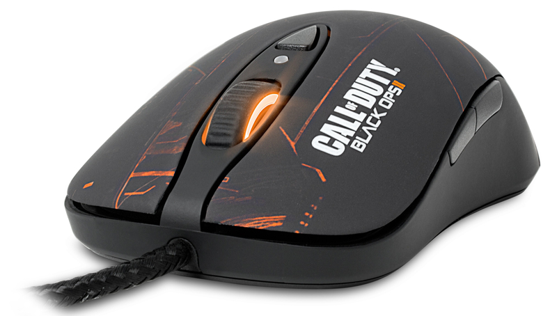 SteelSeries Call of Duty Black Ops II Gaming Mouse drivers
