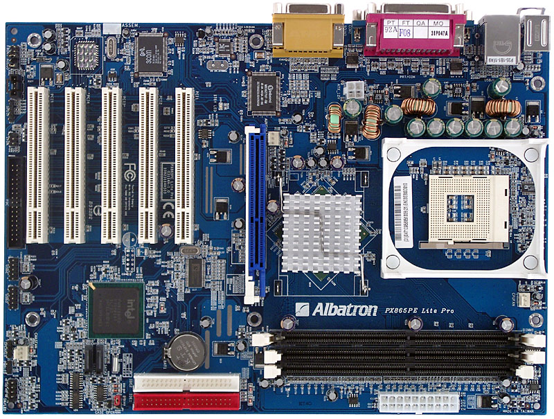 ALBATRON PXP43(V2.0) INTEL CHIPSET DRIVERS FOR WINDOWS 10