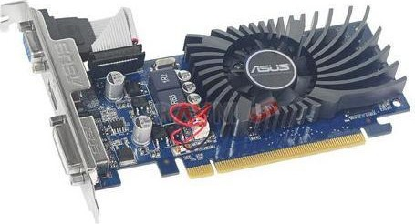 Asus nvidia geforce gt 210 (en210 silent) 1gb graphic card review.
