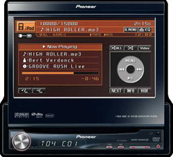 Pioneer Avh P5900dvdxnew5 Service Manuals Download