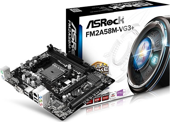 DRIVERS FOR ASROCK FM2A58M-VG3+ R2.0 AMD COOLNQUIET