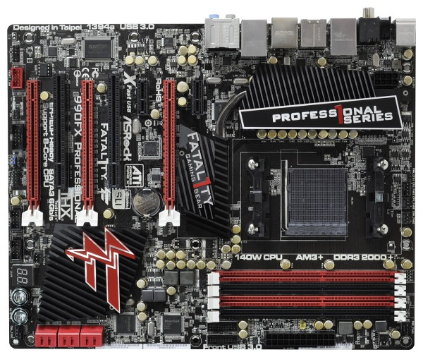Asrock Fatal1ty 990FX Professional 3TB+ Windows 8 Driver