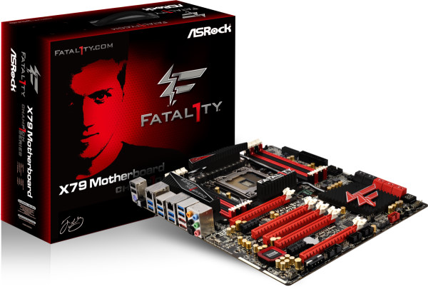 ASRock Fatal1ty X79 Champion Nuvoton CIR Driver for Mac Download