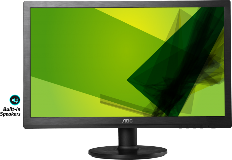 AOC 36 series 2236SWA 21.5 LCD Monitor built-in Speakers