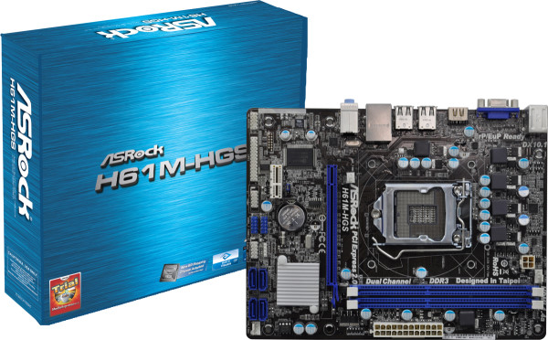 Asrock H61M-HGS Extreme Tuning Driver for Mac Download