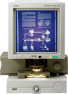 Canon MS300/350 SCSI Scanner Device Drivers