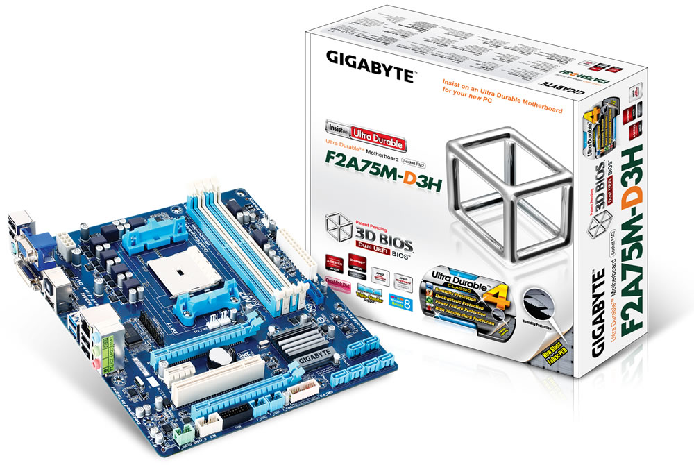 GIGABYTE GA-F2A58M-S1 MICROSOFT UAA DRIVERS FOR WINDOWS