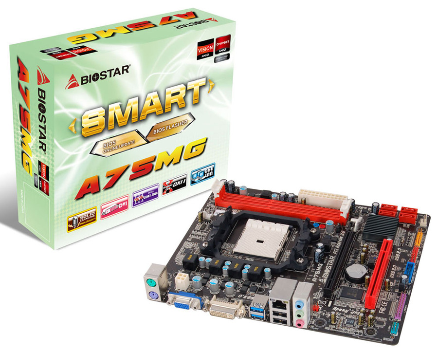 Biostar A75MG ATI Chipset Driver Download (2019)