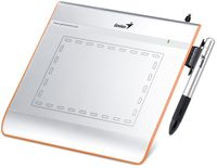 Genius Easy Pen i608 6 x8 Graphic Tablet with Pen and Mouse