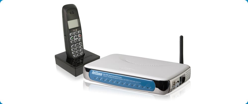 Netcomm NP542 Technical Specifications