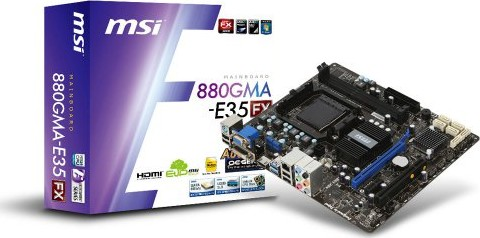 MSI 880GMA-E35 ATI RAID Driver for Windows Mac