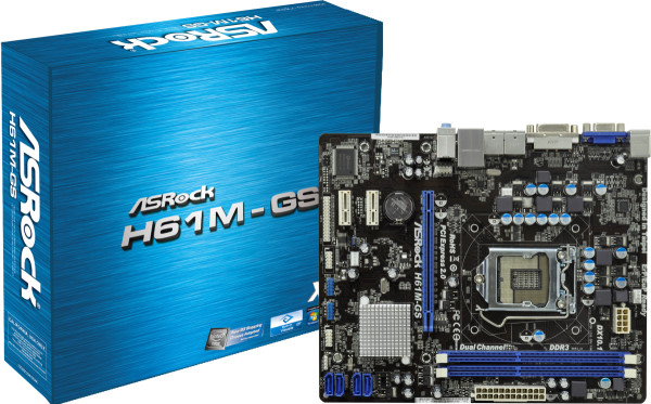 ASRock H61M-GS XFast USB Drivers Update