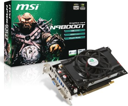 Support for n9800gt-t2d1g-oc | graphics card the world leader in.