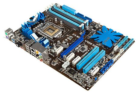 P7P55D-E Motherboard Drivers