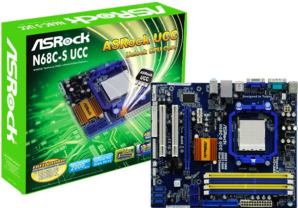 Asrock N68C-S UCC VIA Audio Driver for Windows 7