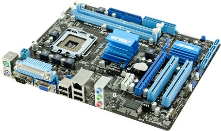Select Asus Motherboard P5G41T-M LX3 PLUS driver for download