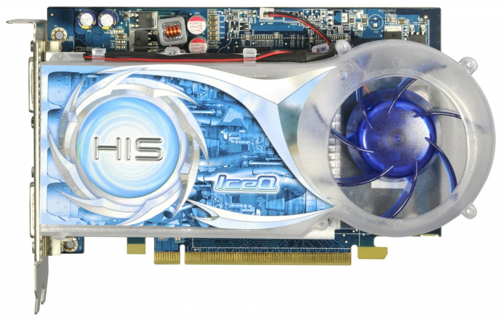 HIS Radeon HD 4670 IceQ graphics card - Radeon HD 4670 - 1 GB Series Specs