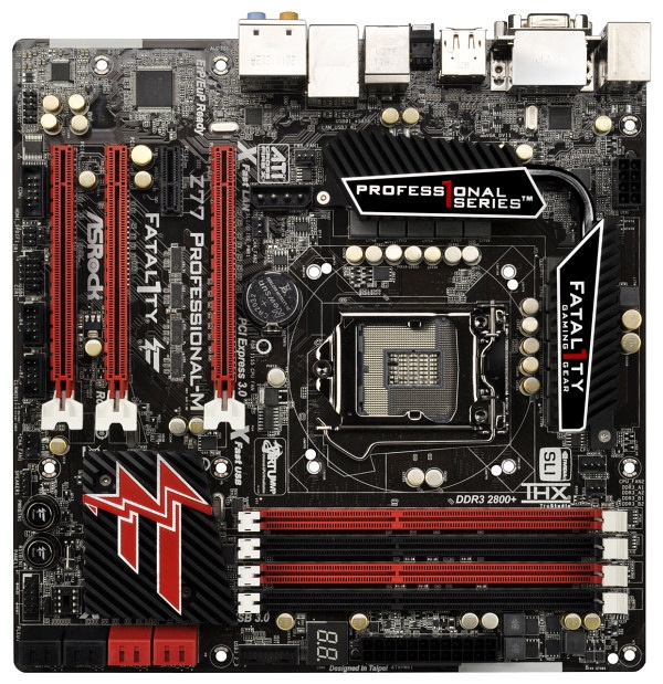 Asrock Fatal1ty Z77 Professional-M Smart Driver (2019)
