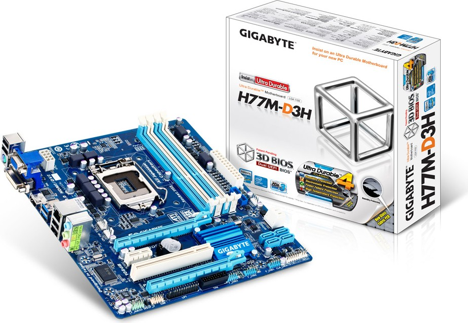 Drivers and utilities for motherboards Gigabyte