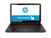 HP 15-f200 Notebook PC (Touch)