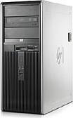 Compaq DC7900 CONVERTIBLE MINITOWER PC