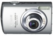 Canon PowerShot SD870 IS Silver