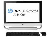 HP ENVY TouchSmart 23se-d400