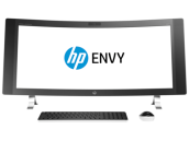 HP ENVY Curved 34-a100