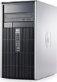 Compaq DC5850 BASE MODEL MICROTOWER PC