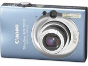 Canon PowerShot SD1100 IS Blue