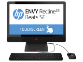 HP ENVY Recline 23-m200 TouchSmart Beats SE All-in-One Desktop PC