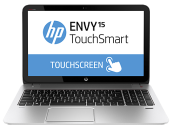 HP ENVY TouchSmart 15-j100