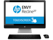 HP ENVY Recline 27-k400 TouchSmart All-in-One Desktop PC