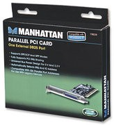Manhattan 158220 Parallel PCI Card