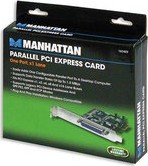 Manhattan 160469 Parallel PCI Express Card