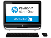 HP Pavilion 23-h000 Touch