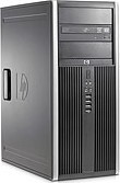 Compaq 8100 ELITE CONVERTIBLE MINITOWER PC (ENERGY STAR)