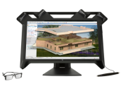 HP Zvr 23.6-inch Virtual Reality